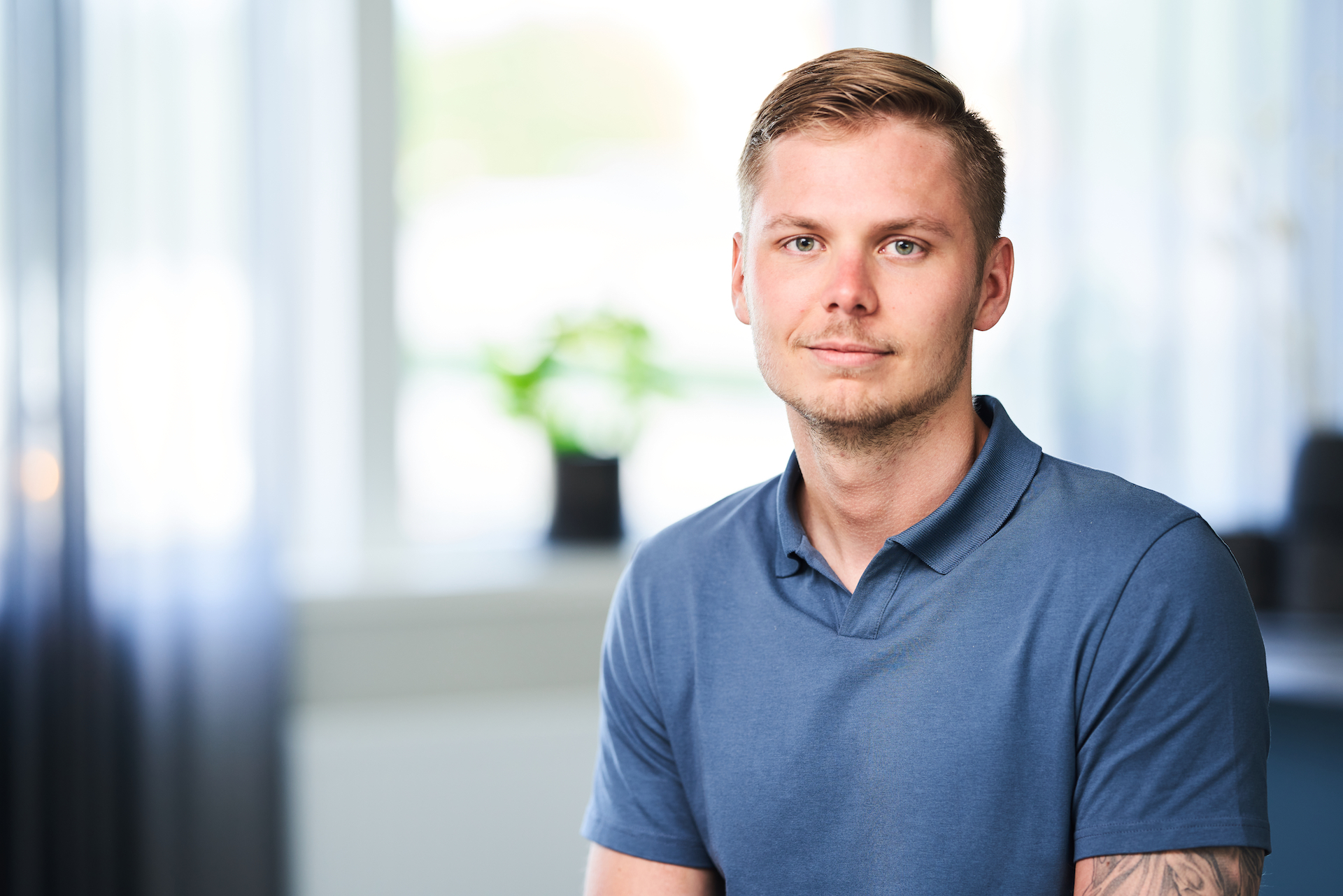 Linus Sundlöv - Soliber Ingenjörer